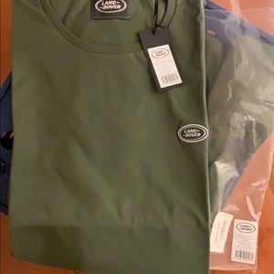 Other - Land Rover shirt